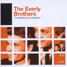 The Everly Brothers : Definitive CD (2007) ***NEW***