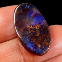 20.70Cts Natural Flashing Koroit Boulder Opal Cabochon Gemstone Cabochon OG-679