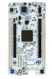 STM32 Nucleo-144 development board with STM32H7A3ZI-Q MCU, supports Arduino.