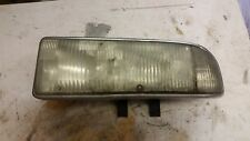 98 99 2000 01 02 03 04 05 CHEVROLET BLAZER SONOMA S10 DRIVER SIDE HEADLIGHT LAMP