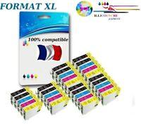 Cartouches d'encre compatibles pour imprimantes Epson livraison express!