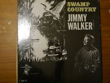 Jimmy Walker-Swamp country LP-swamper Records-Okefenokee Swamp