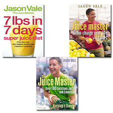 Jason Vale The Juice Master Diet Collection(The Juice Master Diet, Over 100 Deli
