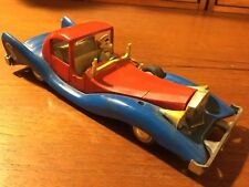 Vintage POLITOYS M N.559 AUTO PAPERONE Walt Disney METAL CAR Made Italy 70s