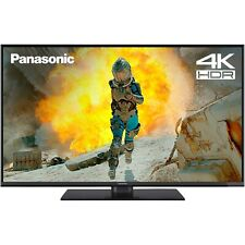 "Reformado Panasonic 43"" 4K Ultra HD con LED Smart TV sin soporte HDR"