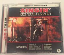 CD Music OST Film Soundtrack Singin' In The Rain Gene Kelly Reynolds Bonus Track