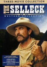 Tom Selleck Western Collection [3 Discs] DVD Region 1