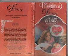 1993 -  FAYRENE PRESTON - MISTERO IN ROSSO - BLUEMOON - CURCIO ED.