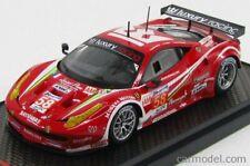 BBR-MODELS bbrc95 Scale 1/43 Ferrari 458 Italy gt2 GTE Am Luxury Racing N 58