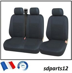 Renault Trafic Master Housse Couverture Couvre Sieges