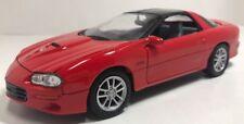 Chevolet Camaro SS 2002 - Red 1/24 Welly Nex Model Car