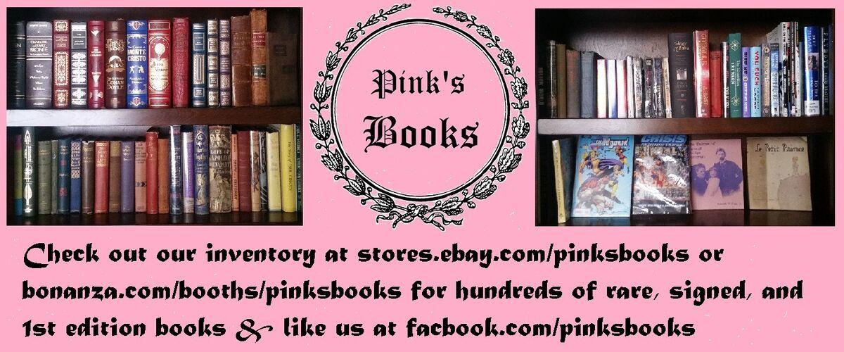 Pinks Books