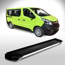 Opel Vivaro L2 | Baujahr ab 2014 | Aluminium Trittbretter | Trittleiste |TÜV ABE