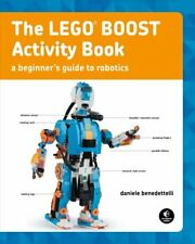 The Lego Boost Activity Book by Daniele Benedettelli 9781593279325 | Brand New