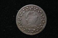 1812 Canada Halfpenny Token. Tiffin. LC-48 (#1)