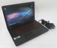 "Asus FX53VD Gaming Laptop 15.6"" Intel Core i7-7700HQ 2.8Ghz 8GB RAM 1TB HDD"