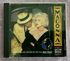 """Madonna: I'm Breathless: Music from . """"Dick Tracy"""" • Cd • 1990 • Used"""