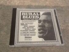 Rural Blues Volume 2 1951-1962 Various Artists CD Document