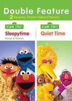 SESAME STREET: SLEEPYTIME SONGS & STORIES/QUIET TIME USED - VERY GOOD DVD