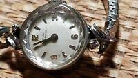 Watch - Women's GIRARD PERREGAUX Swiss Hand Wind Diamond Watch 10K Gold Filled
