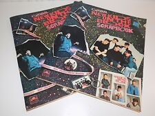2 Official New Kids On The Block Scrapbook Unused Nkotb