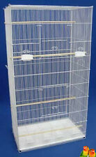 X-Large Flight Multiple Bird Flight Cage Parakeets Canaries Finches LoveBirds