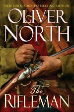 The Rifleman Book Hardcover by Oliver North