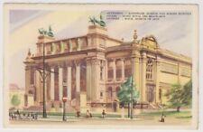 Belgium postcard - Anvers, Musee Royal des Beaux-Arts