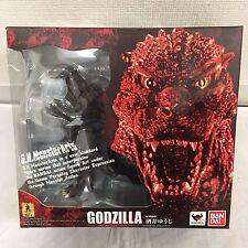 GODZILLA S.H.MonsterArts Action Figure Bandai Mint