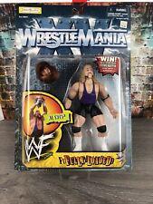WWE WrestleMania 15 Fully Loaded Al Snow WWF Jakks Pacific Figure With Head