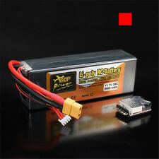 Rechargeable Lipo Battery ZOP Power 11.1V 5500mAh 3S 35C Lipo Battery XT60 Plug