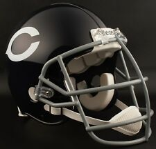 CHICAGO BEARS 1962-1972 NFL Riddell AUTHENTIC Throwback Football Helmet