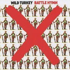 "Wild Turkey: ""Battle Hymn"" + 2 bonus (CD)"