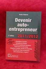 Devenir auto-entrepreneur - Xavier Delpech
