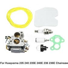 Carburateur 574719402 pour Husqvarna 235 235E 236 240 240E Chainsaw 545072601 -
