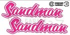Holden HQ-HJ- SANDMAN PINK- Stickers