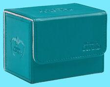 ULTIMATE GUARD XENOSKIN PETROL SIDEWINDER 100+ DECK CASE Side Loading Card Box