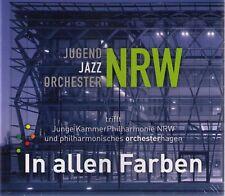 JugendJazzOrchester NRW | In allen Farben | CD / in Originalverpackung