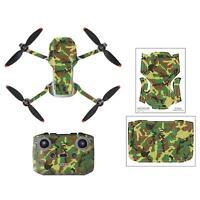 For DJI Mavic Mini 2 RC Drone Stickers Decoration Waterproof Decal Skin 1PCS
