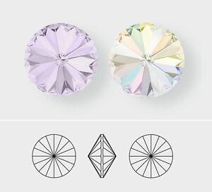 8.5mm   Rivoli   Swarovski Article 1122   24 Pieces - Choose Crystal Color