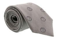 Gianfranco Ferre J079 U06 Grey Silk Mens Tie