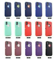 For Apple iPhone X / XS / XR Max 10 Case Protective Defender Shockproof Cover