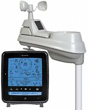 AcuRite Wireless Weather Station W Wind And Rain Sensor Meter Electronic Home