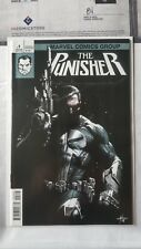 Punisher 1 Dell'Otto Trade Dress Variant NM+ in hand 800 copies in MyLite w/ COA