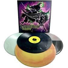DOOMRIDERS Black Thunder LP SEALED BLIND COLOR vinyl converge old man gloom