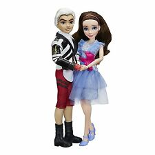 new Disney Descendants Two-Pack Jane Auradon Prep and Carlos Isle of the Lost