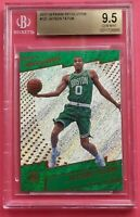 2017 PANINI REVOLUTION JAYSON TATUM ROOKIE CARD BGS 9.5 GEM BOSTON CELTICS STAR