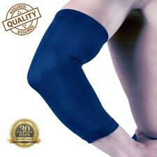 Elbow Support Sleeve Copper Arm Brace for Gym Injury Sport Pain Epicondylitis