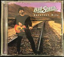 CD Greatest Hits Bob Seger & The Silver Bullet Band 1CD