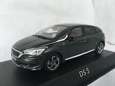 DS 5 2015 gris 1:43 NOREV NEUF + OVP 155594